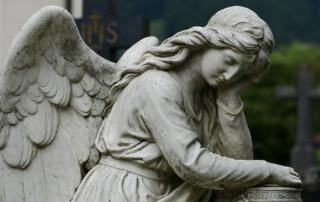 müder Engel